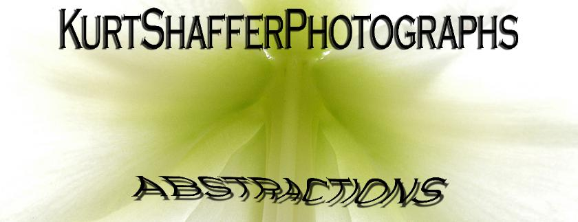 Abstract photography of Kurt Shaffer Photographs Abstractions