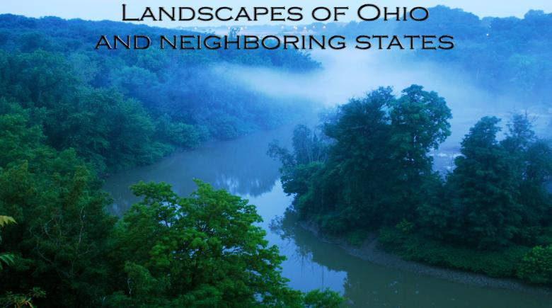 The Photography of Kurt Shaffer Photographs Landscapes of Ohio, North Carolina and Pennsylvania