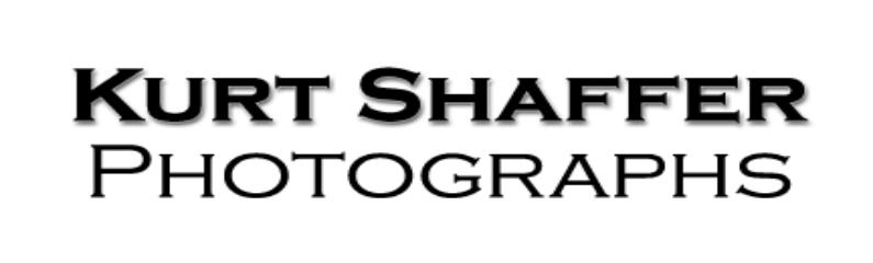 Kurt Shaffer Photographs Home Page banner